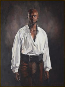 Owiso Odera als Othello