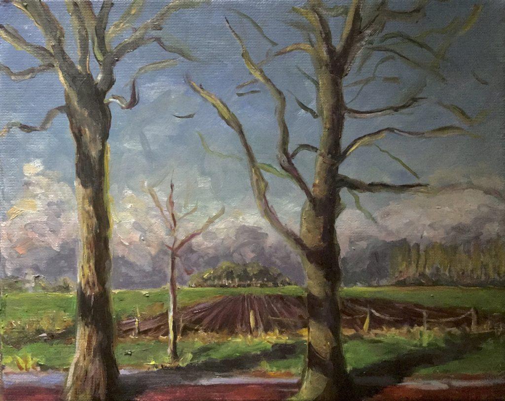 100121_Bas Konings-Uitzicht uit atelier24x30