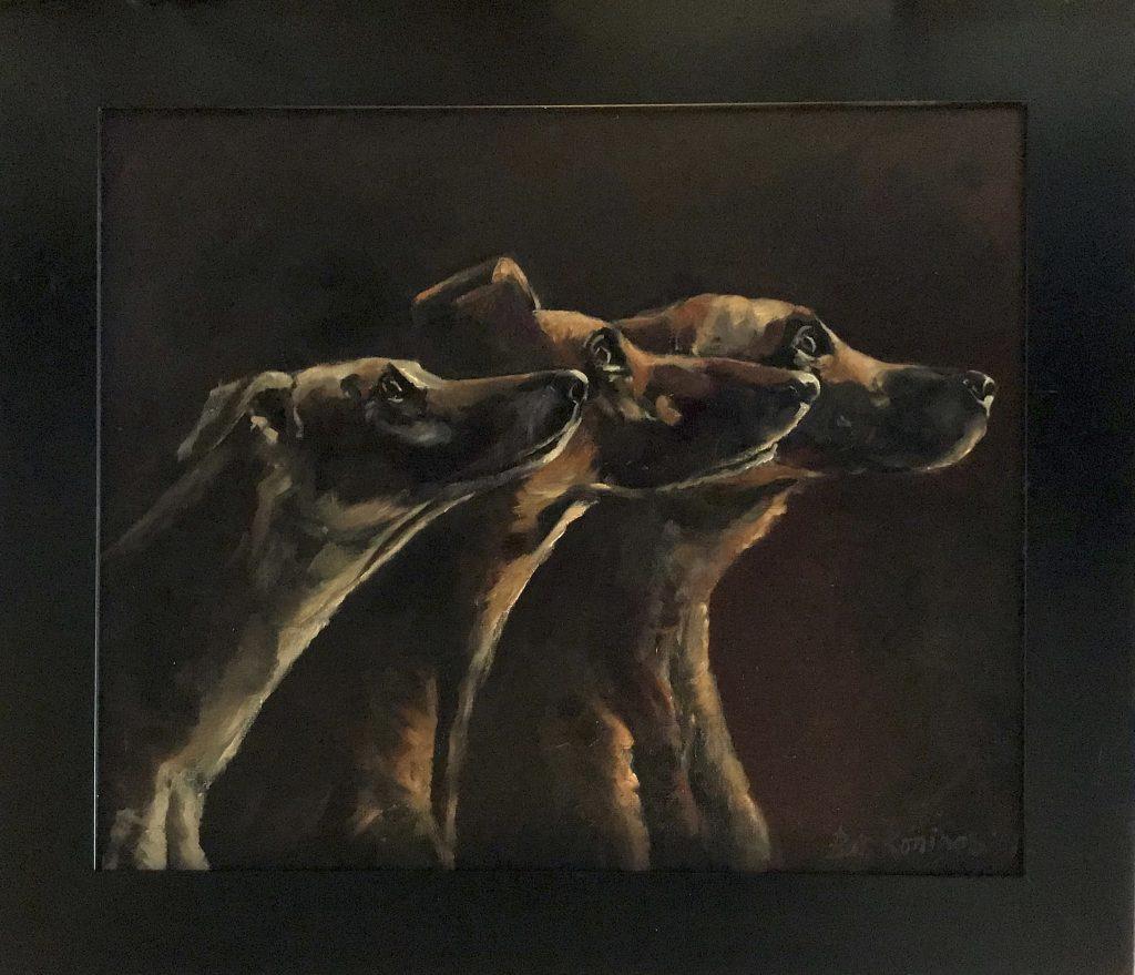 090321_Bas Konings-Drie honden