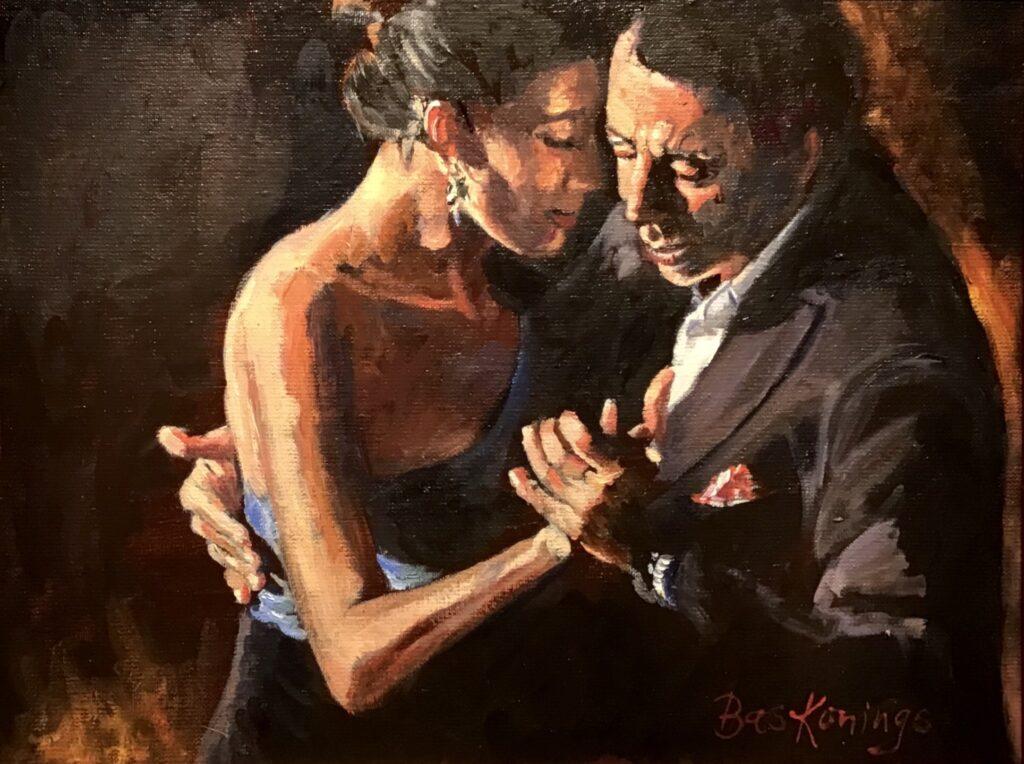260921_Bas Konings-Tango Argentina 30x40